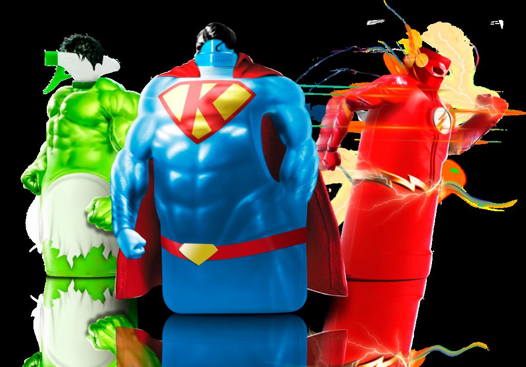 Kemix Professional Supereroi